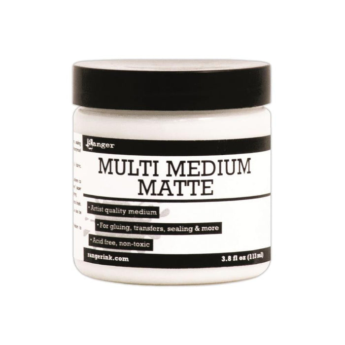 Ranger  - Multi Medium Matte 3.8oz JAR