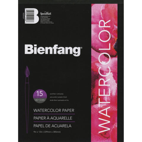 Bienfang - Watercolor Paper - Hallmark Scrapbook
