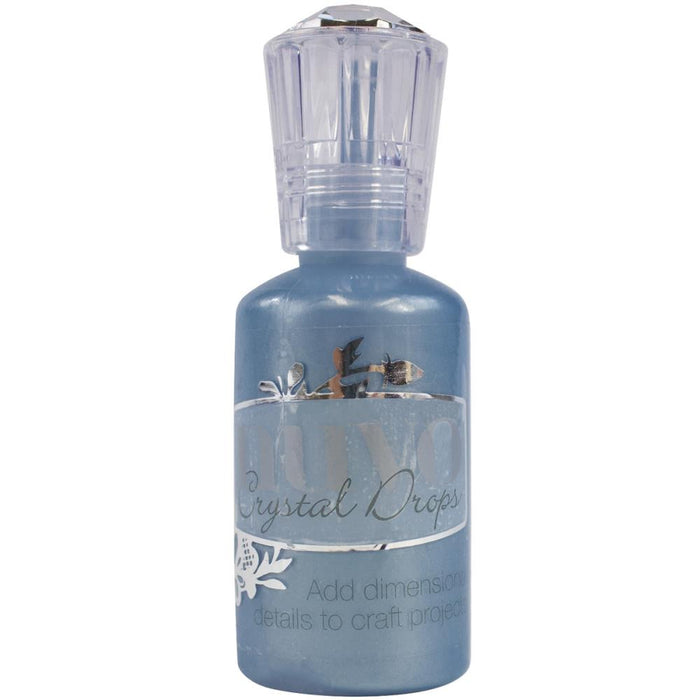 Nuvo Crystal Drops - NAVY BLUE - By Tonic Studio