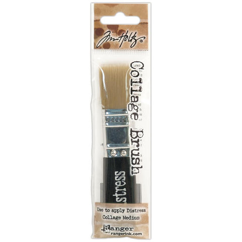 "Ranger  - Tim Holtz Distress COLLAGE Brush - 3/4"" - Hallmark Scrapbook"