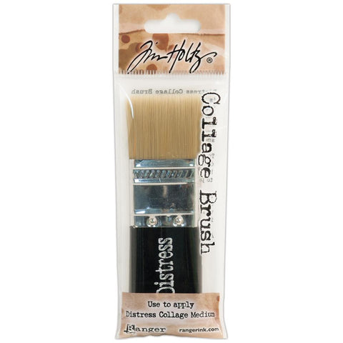 "Ranger  - Tim Holtz Distress COLLAGE Brush - 1-1/4"" - Hallmark Scrapbook"
