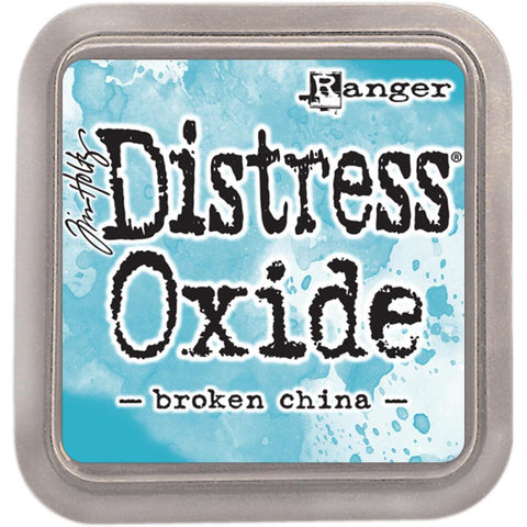 Tim Holtz Ranger Distress Oxide Ink Pad - BROKEN CHINA