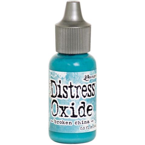 Tim Holtz Ranger Distress Oxide Reinker - BROKEN CHINA