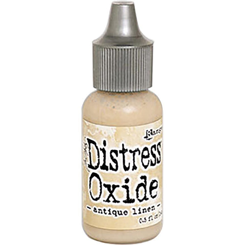 Tim Holtz Ranger Distress Oxide Reinker - ANTIQUE LINEN