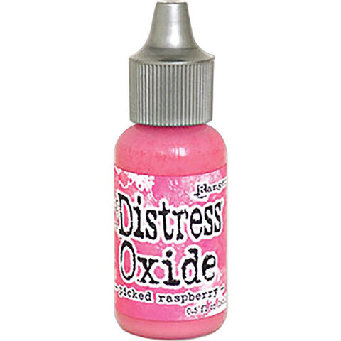 Tim Holtz Ranger Distress Oxide Reinker - PICKED RASPBERRY
