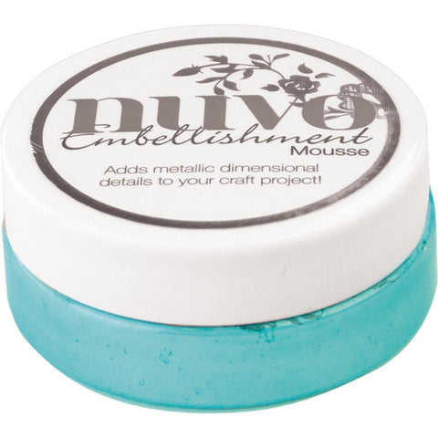 Nuvo Embellishment MOUSSE - COSTAL SURF - By Tonic Studio