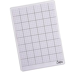 "Sizzix BIGkick and BIG SHOT - Sticky Grid 6""X8.5"" 5/Pkg"
