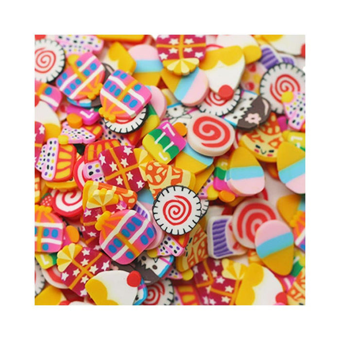 Dress My Crafts - SWEET CANDIES Shaker Elements (8g)