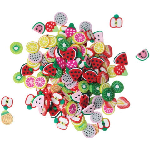 Dress My Crafts - FRUIT SLICES Shaker Elements (8g)