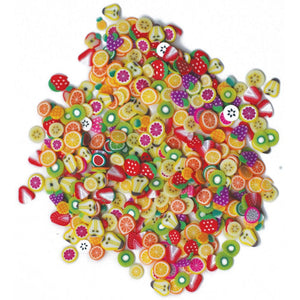 Dress My Crafts - FRUIT MIX Shaker Elements (8g)
