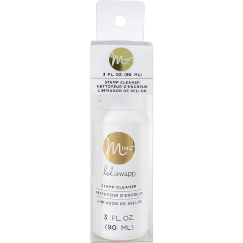 Heidi Swapp - Minc Toner Stamp CLEANER - 4oz