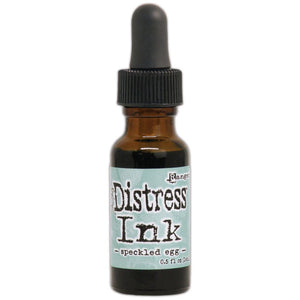 Tim Holtz Ranger Distress Ink Reinker - SPECKLED EGG