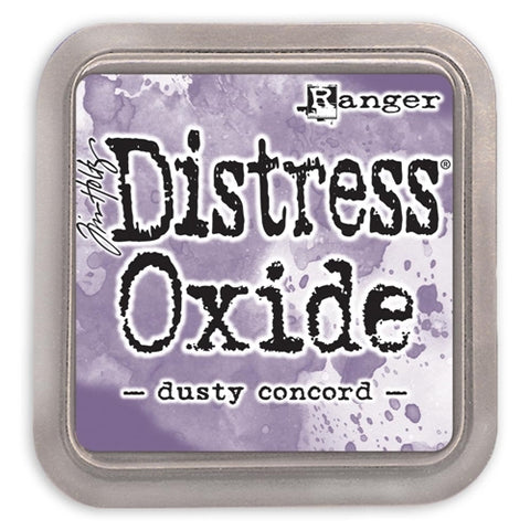 Tim Holtz Ranger - Distress Oxide Ink Pad - DUSTY CONCORD