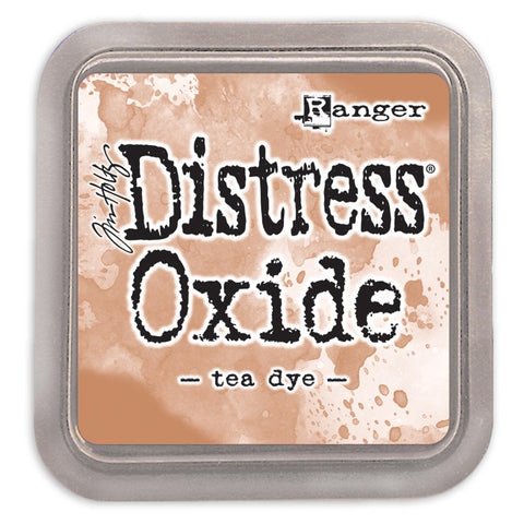 Tim Holtz Ranger - Distress Oxide Ink Pad - TEA DYE