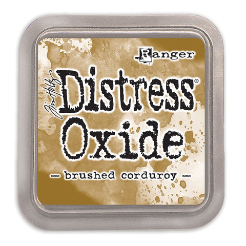 Tim Holtz Ranger - Distress Oxide Ink Pad - BRUSHED CORDUROY