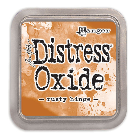 Tim Holtz Ranger - Distress Oxide Ink Pad - RUSTY HINGE