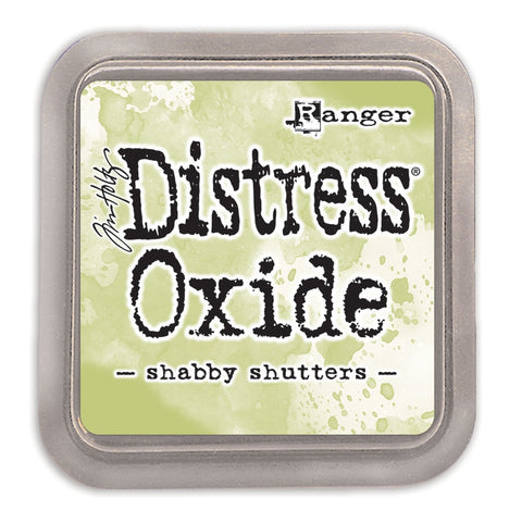 Tim Holtz Ranger - Distress Oxide Ink Pad - SHABBY SHUTTERS