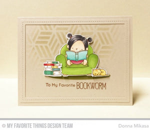 My Favorite Things - OUR STORY - Die-namics Die Set by Birdie Brown - Hallmark Scrapbook - 10