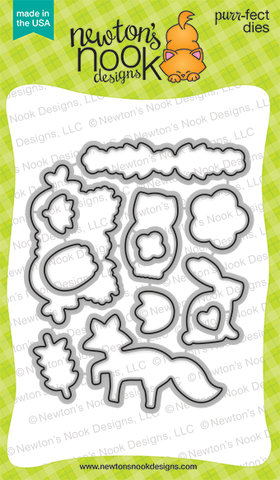 Newton's Nook Designs - COTTAGE GARDEN Die Set