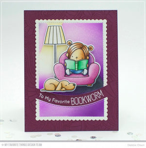 My Favorite Things - OUR STORY - Die-namics Die Set by Birdie Brown - Hallmark Scrapbook - 11