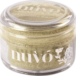 Nuvo Sparkle Dust - GOLD SHINE - By Tonic Studio - Hallmark Scrapbook - 1