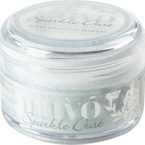 Nuvo Sparkle Dust - SNOW GLOW - By Tonic Studio - Hallmark Scrapbook - 1