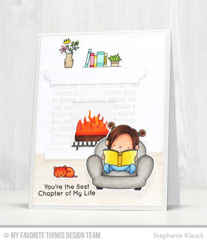 My Favorite Things - OUR STORY - Die-namics Die Set by Birdie Brown - Hallmark Scrapbook - 6