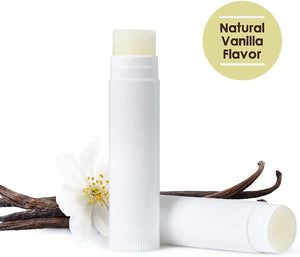 Lip Balm - VANILLA - Use with Lip Balm Pouches