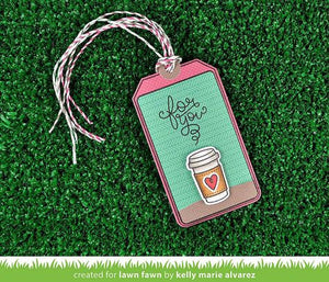Lawn Fawn - Hemp Cord - Lawn Trimmings SWEETHEART - Hallmark Scrapbook - 5