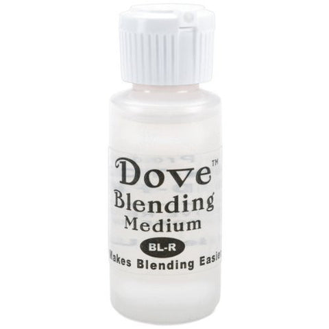 Dove Blender Pen REFILL - BLENDING MEDIUM SOLUTION 1 oz - Hallmark Scrapbook - 1