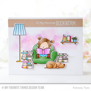 My Favorite Things - OUR STORY - Die-namics Die Set by Birdie Brown - Hallmark Scrapbook - 5