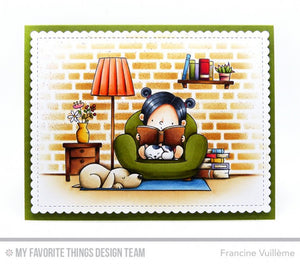 My Favorite Things - OUR STORY - Die-namics Die Set by Birdie Brown - Hallmark Scrapbook - 4