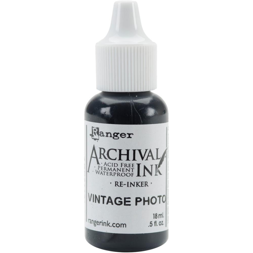 how to use archival ink
