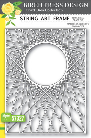 Birch Press Designs - STRING ART FRAME - Die