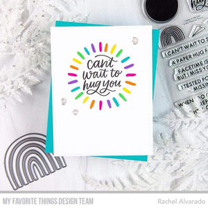 My Favorite Things - CONFETTI ALL AROUND - Stencil