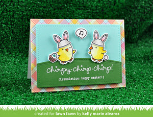 Lawn Fawn - SIMPLE STITCHED HILLSIDE BORDERS - LAWN CUTS dies 3 pc - Hallmark Scrapbook - 5