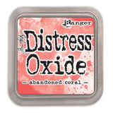 Tim Holtz Ranger - Distress Oxide Ink Pad - ABANDONED CORAL