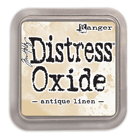Tim Holtz Ranger - Distress Oxide Ink Pad - ANTIQUE LINEN