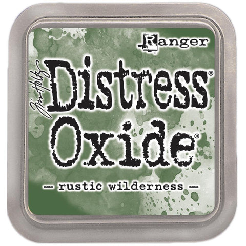 Tim Holtz Ranger - Distress Oxide Ink Pad - RUSTIC WILDERNESS