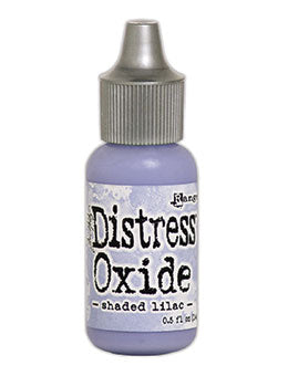 Tim Holtz Ranger Distress Oxide Reinker - SHADED LILAC