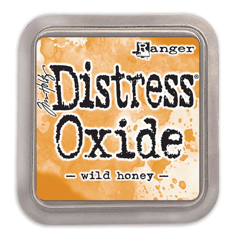 Tim Holtz Ranger - Distress Oxide Ink Pad - WILD HONEY