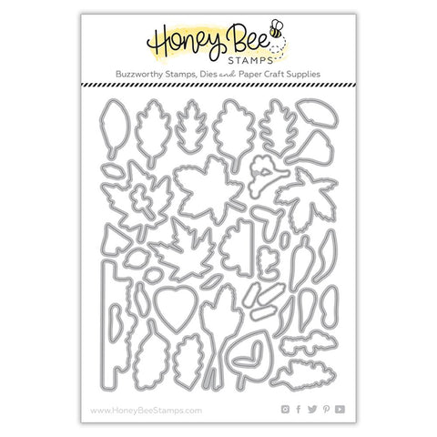 Honey Bee - HELLO FALL - Die Cuts