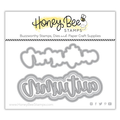 Honey Bee - AUTUMN - Die Cuts