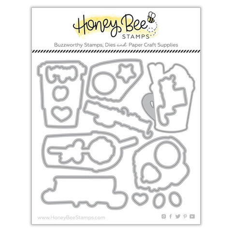 Honey Bee - TREAT YO SELF - Die Set