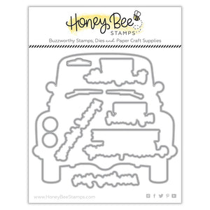 Honey Bee - Big Pickup CAB - Dies Set