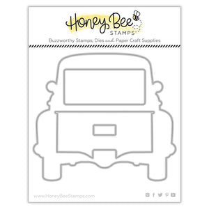 Honey Bee - Big Pickup TAILGATE - Dies Set