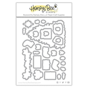 Honey Bee - FARMHOUSE TREE BUILDER - Die Set