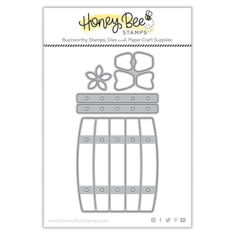 Honey Bee - APPLE BARREL - Die Set