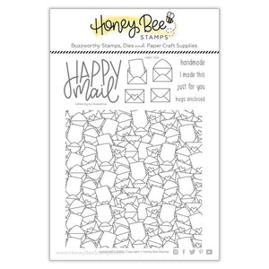 Honey Bee - HUGS ENCLOSED - Stamps set