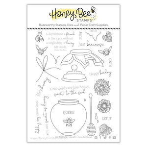 Honey Bee - Just BEEcause - Stamps Set